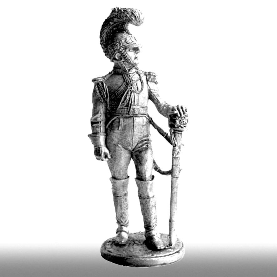 "Офіцер полку ""Гард дю Кор"", 1810 рік"