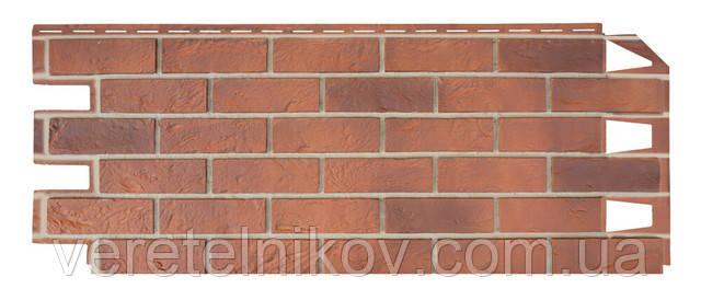 Панели фасадные Vox Solid Brick Bristol, цокольный сайдинг
