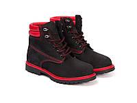 Ботинки Etor 2852-4310-2298-1 37 черные, фото 1