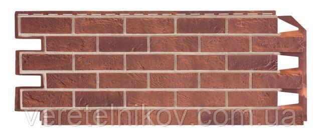 Панели фасадные Vox Solid Brick Dorset, цокольный сайдинг