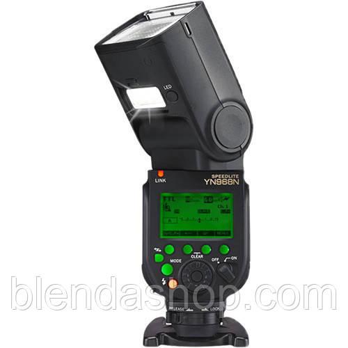 Вспышка для фотоаппаратов Pentax - YongNuo Speedlite YN860Li в комплекте с аккумулятором