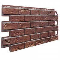 Фасадные панели Vox Solid Brick (Кирпич). Цокольный сайдинг.