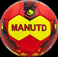 Футбольный мяч Манчестер Юнайтед 5101, фото 1