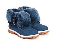 Ботинки Etor 10315-2298-734 40 синие, фото 1