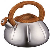 Чайник со свистком 3л PETERHOF PH-15618