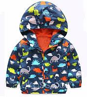 Куртка-ветровка для мальчика DINO 4Т
