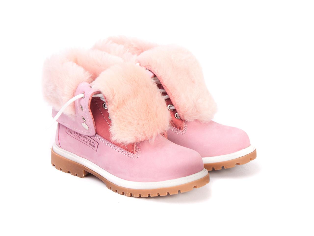 Ботинки Etor 10315-2298-735 36 розовые