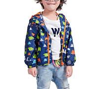 Куртка-ветровка для мальчика DINO 5Т