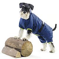 Дождевик для собаки RAIN № 10, ТМ Природа (длина спины: 39см, обхват груди: 48-62см)