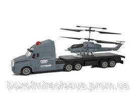 Радиоуправляемый трейлер и вертолет P700A/701A/703A