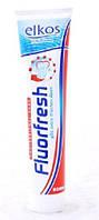 Зубная паста Elkos Fluorfresh 125 мл, фото 1