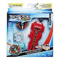 Бейблейд Экскалиус Х3 с меч запуском Hasbro Оригинал Beyblade Xcalius X3 Switch Strike