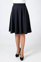 Женская юбка Мэлани из трикотажа ( крэп-дайвинг).