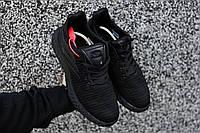 Чоловічі кросівки Adidas Sobakov Core Black, Репліка ААА, фото 1