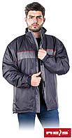 Куртка утеплённая спортивного фасона рабочая Reis Польша (зимняя спецодежда) SPORT S