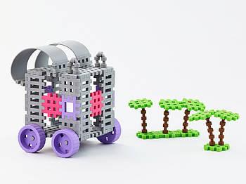 Конструктор Міні вафлі - Принцеса (маленький) Виробництво Польща Гарантія якості Швидка доставка