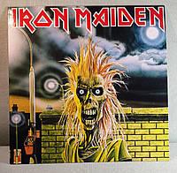 CD диск Iron Maiden