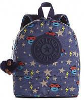 Городской рюкзак Kipling SIENNA K00113_26B, 6л. синий