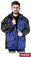 Куртка утепленная рабочая Reis Польша (спецодежда утепленная) WIN-BLUE NB