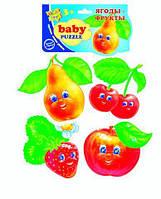 """Беби пазл """"Ягоды-фрукты"""" VT1106-04"""