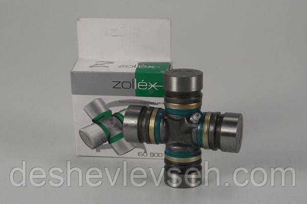 Крестовина ГАЗ -24 вала карданного (KR 31z), 31029-2201025 (ZOLLEX)