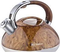 Чайник со свистком 3,0л Rainstahl RS 7636-30