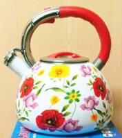 Чайник эмалированный 3,5 л А+ 2055
