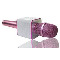 Караоке-микрофон Q9 pink
