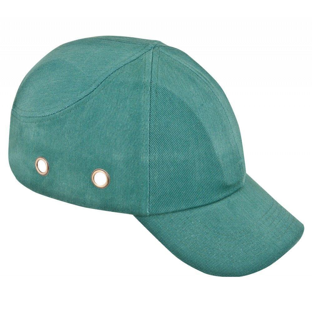 Каскетка ударостойкая BRUNO (зеленая)