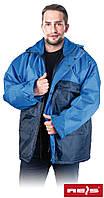Куртка рабочая зимняя с водоотталкивающей пропиткой Reis Польша (рабочая утепленная одежда) WINTERHOOD BN, фото 1