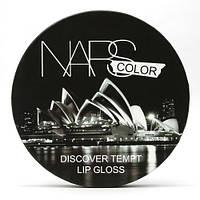 Палитра помад NARS Color Discover lip Gloss 13 шт