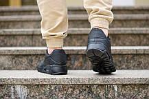 "Кроссовки Nike Air Max 90 Ultra Moire FB ""All Black"", фото 3"