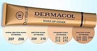 ✅ Тональный супер крем Дермакол Dermacol Make-Up Cover SPF 30 207 208 209