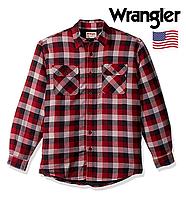 Рубашка-куртка Wrangler®(США)(L)/утепленная/Оригинал из США