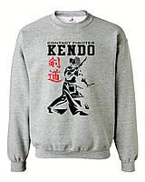 """Свитшот на флисе """"Kendo"""""""