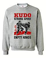 """Світшот на флісі """"Kudo"""""""