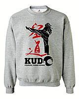 """Свитшот на флисе """"Kudo"""""""
