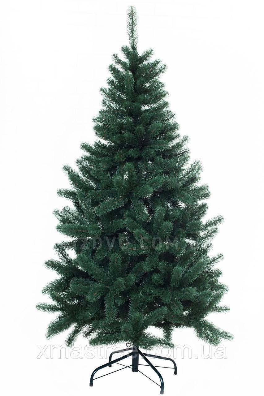 Новогодняя искусственная елка литая Люкс 120