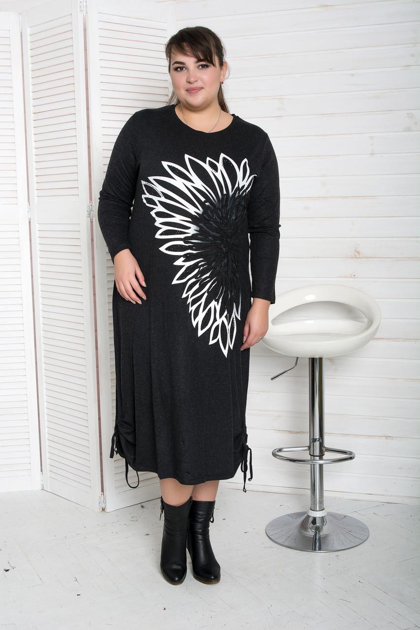 Платье женское Турция Черный,Темно Синий