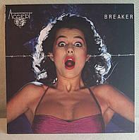CD диск Accept -  Breaker, фото 1