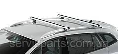 Багажник на крышу с рейлингами Cruz Airo-R (алюминиевый)