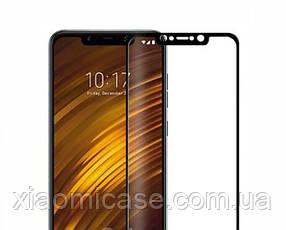 2D Защитное стекло для Xiaomi (Ксиоми) Pocophone F1