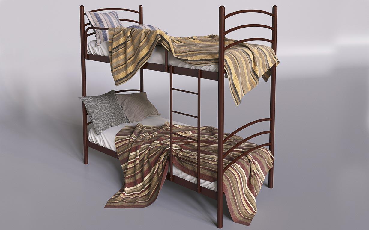 Двох'ярусне ліжко Маранта Tenero