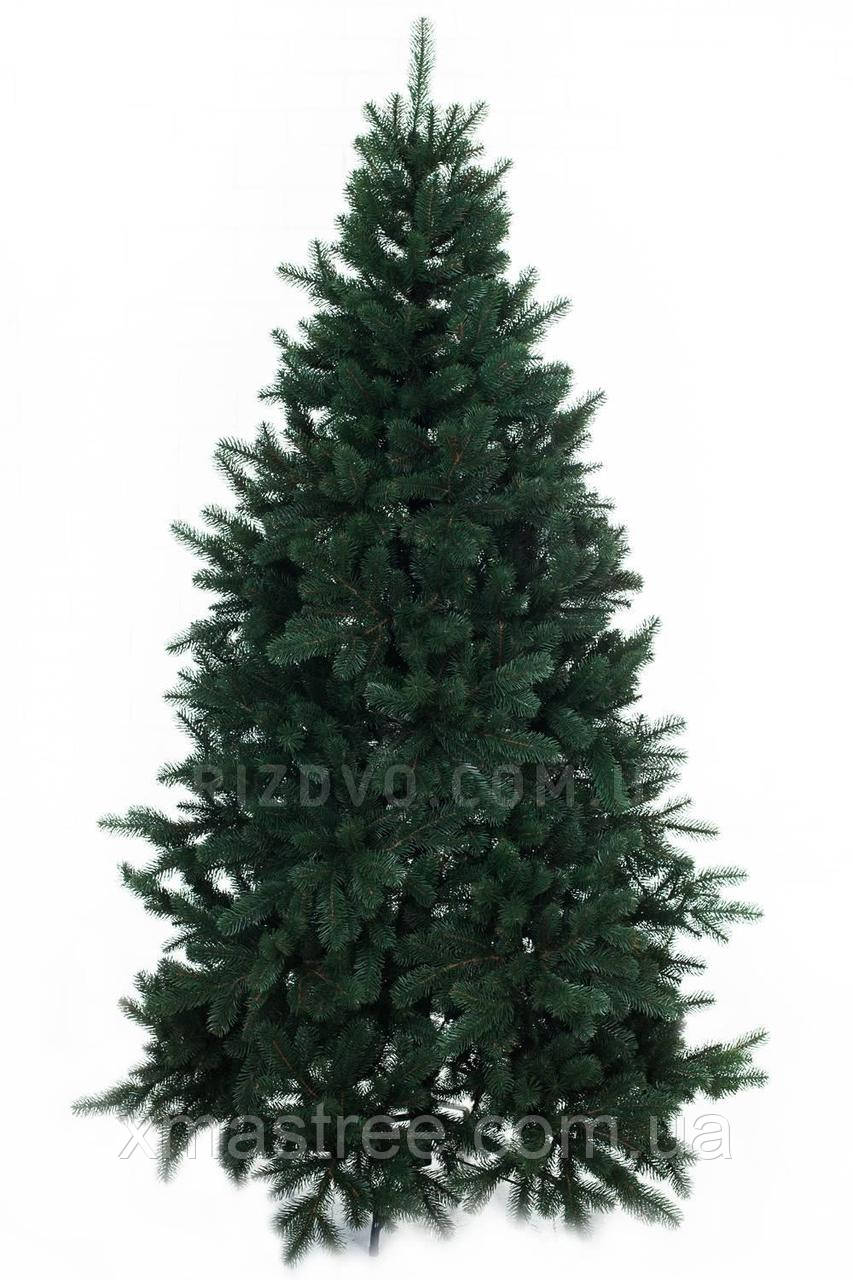 Искусственная елка литая Премиум 180 (Уценка)