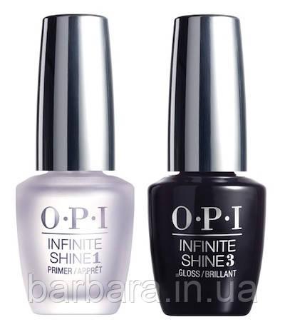 База+Топ для ногтей Infinite Shine 15 мл