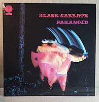 CD диск Black Sabbath - Paranoid