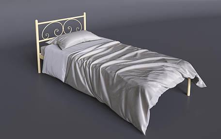 Кровать металлическая Иберис Мини Tenero, фото 2