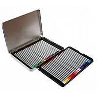 """Олівці кольорові """"Raffine"""" 50 кольорів, арт. 7100-50TN, MARCO, фото 1"""