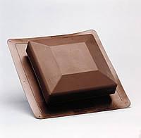 Вентиляційний элементт Armourvent Standart коричневий, фото 2