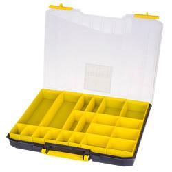 Ящик для метизов Alloid пластиковый 16,5 дюймов 20 ячеек 415-330-55 мм (MJ3135)